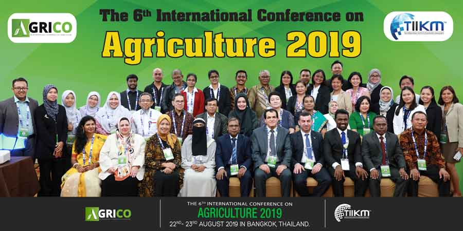 agriculture conference 2020