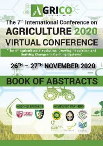 Agrico 2020 Abstract Book